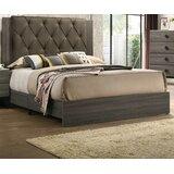 Junayd Tufted Standard Bed by Cozzy Design