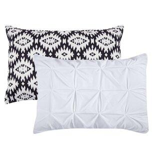 Bungalow Rose Huber 10 Piece Reversible Comforter Set