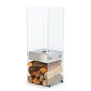 Ghost Bio-Ethanol Fireplace by EcoSmart Fire