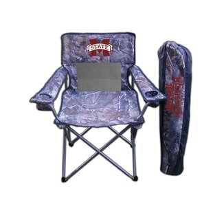 NCAA Realtree Folding Camping Chair