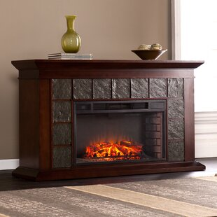 Decor flame 32 mantle electric fireplace