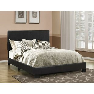 Winston Porter Oxford Upholstered Panel Bed