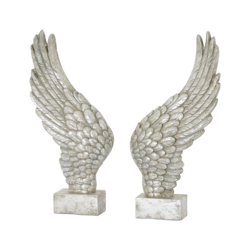 Alapaha Angel Wings Figurine