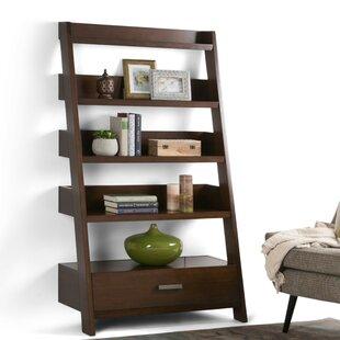 Simpli Home Deanna Ladder Bookcase