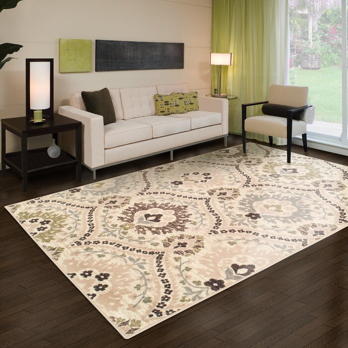 Arend Ivory Area Rug