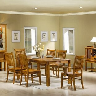 Pemberville 7 Piece Dining Set Alcott Hill