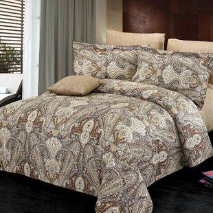 Astoria Grand Ledet Reversible Duvet Set