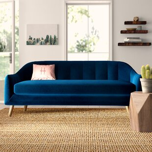 Best Choices Boevange-sur-Attert Sofa by Mistana Reviews (2019) & Buyer's Guide