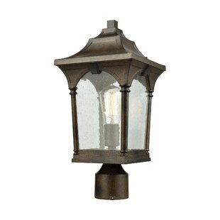 Clearance Alena Outdoor 1-Light Lantern Head By Beachcrest Home