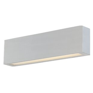 Great Price House-Hay 2-Light LED Outdoor Sconce By Orren Ellis