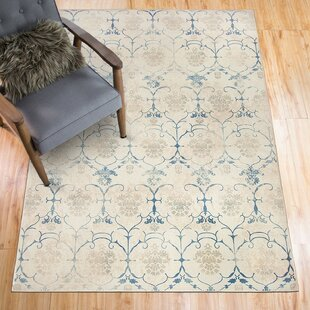 Leyla Creme Indoor/Outdoor Area Rug