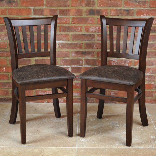 Keira Upholstered Dining Chair Set Ophelia and Co.