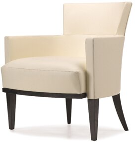 Gotham Armchair by David Edward