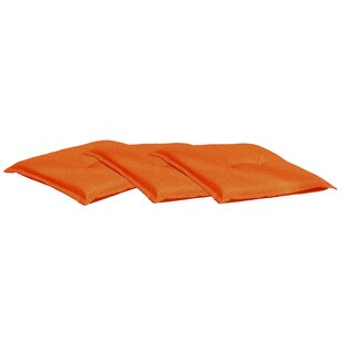 Review Garden Seat Cushion (Set Of 3)