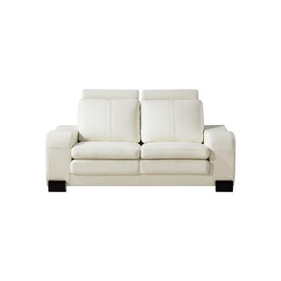 Vierra Modern Loveseat by ..