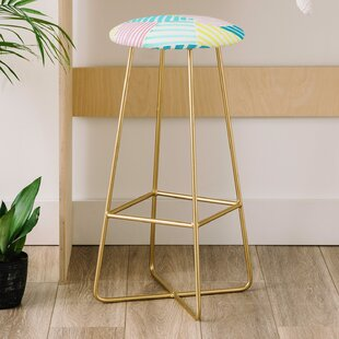 Susanne Kaiselke 30 Bar Stool by East Urban Home Great Reviews