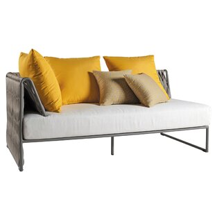 Pasquale Loveseat with Cus..