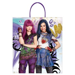 f15f7338ef6 Halloween Disney Descendants 2 Deluxe Loot Bag