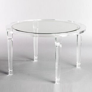 Serge De Troyer Collection Acrylic Dining..