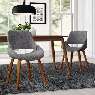 Aird Upholstered Dining Chair (Set of 2)