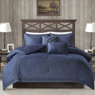 Perry 100% Cotton Comforter Set by Woolrich