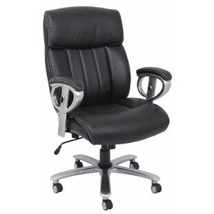 Red Barrel Studio Symons Ergonomic Executive Chair