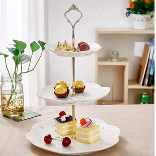 Oven Safe Cake Tiered Stands You Ll Love In 2021 Wayfair