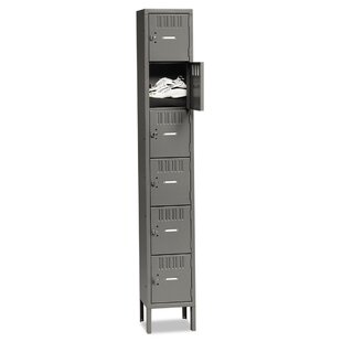 Box Compartments Storage Cabinet by Tennsco Corp.