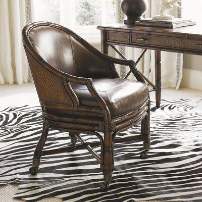 Genial Bal Harbor Leather Desk Chair