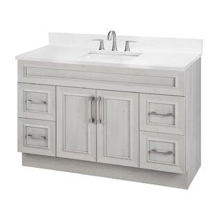 Classic 48 Single Bathroom Vanity Set by Cutler Kitchen & Bath