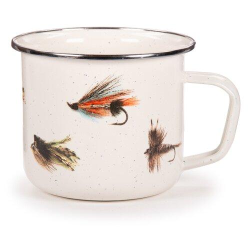 Loon Peak Quan Fishing Fly Salad Bowl Wayfair