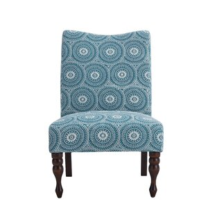 Winston Porter Wrens Medallion Slipper Chair