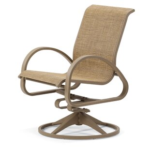 Aruba II Swivel Patio Dining Chair (Set of 2)