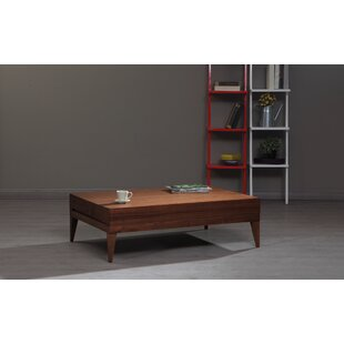 Brayden Studio Pilning Modern Coffee Table