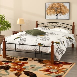 Cumberland Bed Frame By Marlow Home Co.