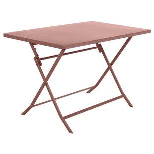 Nifleim Folding Steel Bistro Table Image