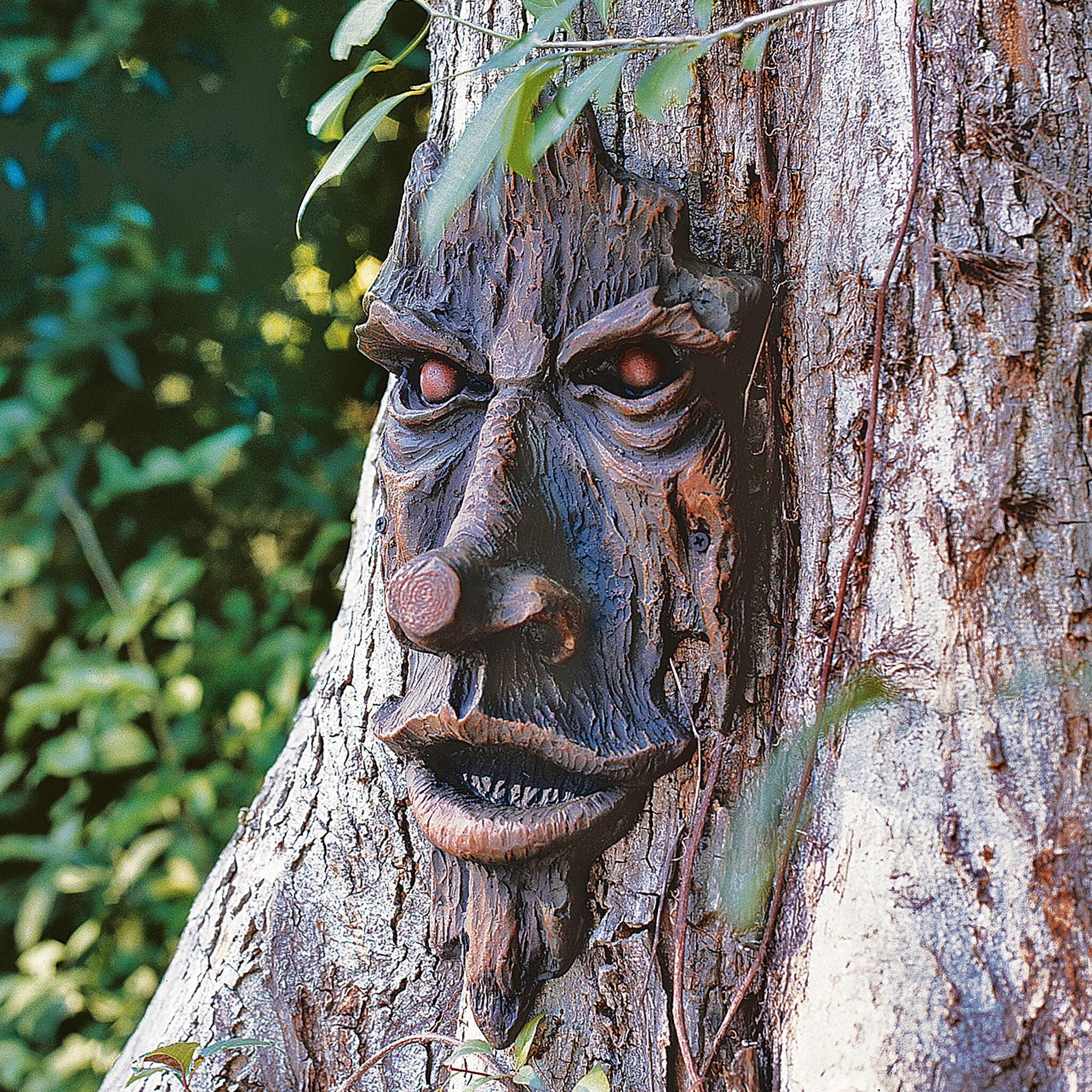 Design Toscano S//2 Forest Spirits GOBLETS
