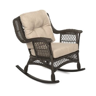 Runyan Garden Rocking Patio Chair with Cushions