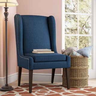 Andover Wingback Chair by Three Posts SKU:AC900695 Description
