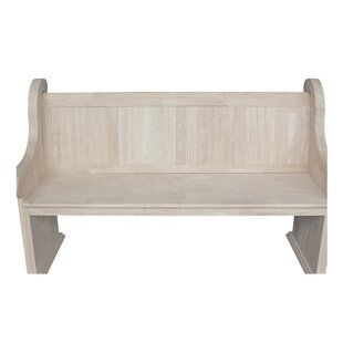 Akron Wood Bench