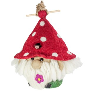 Global Crafts Garden Gnome..