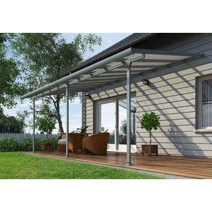 Feria? 20 ft. W x 9.5 ft. D Patio Awning ..