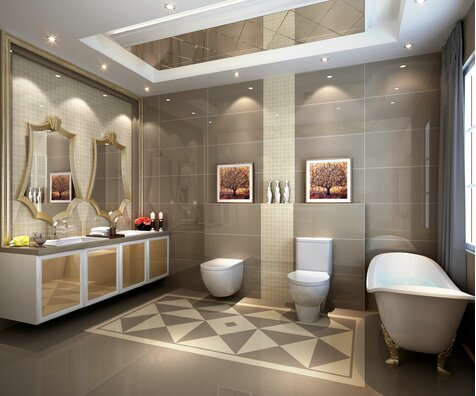 bathroom design ideas. Glam Bathroom Design Ideas  Wayfair