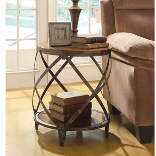 Winland Contemporary End Table