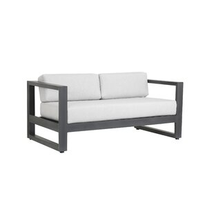 Redondo Loveseat with Sunbrella Cushions by Sunset West