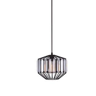 CWI Lighting 1-Light Geome..