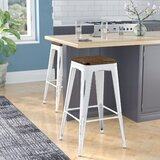 Ashlyn Bar & Counter Stool by Williston Forge
