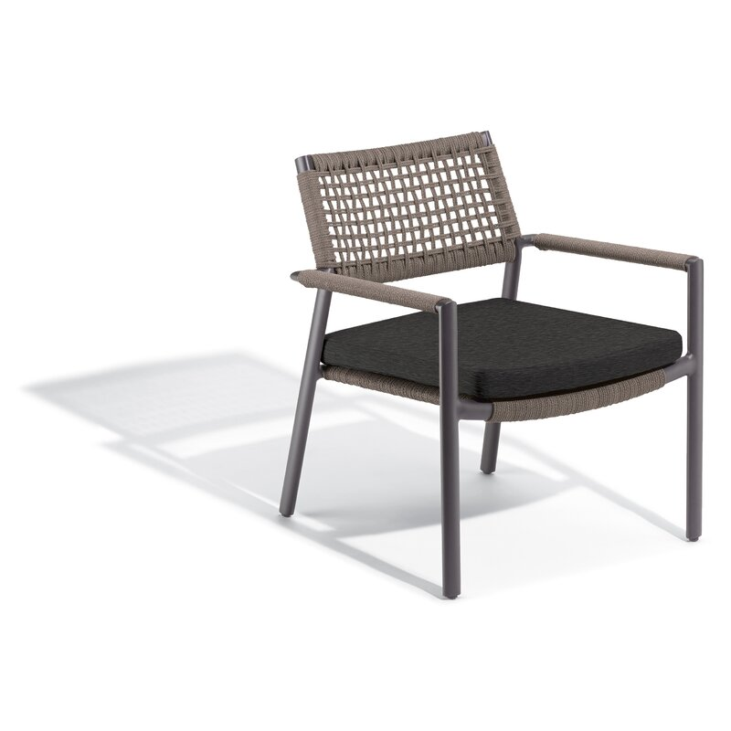 George Oliver  Campagna Stacking Patio Dining Chair