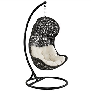 Gamble Swing Chair With Stand by Modway New Design