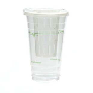 Disposable Plastic Disposable Cup (Set of 18)